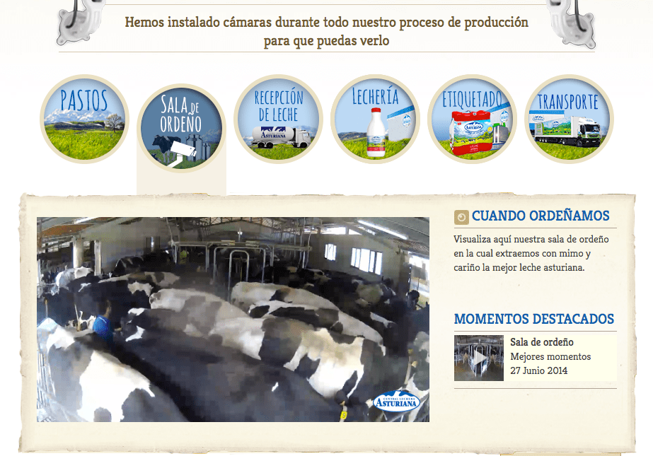 streaming leche central asturiana